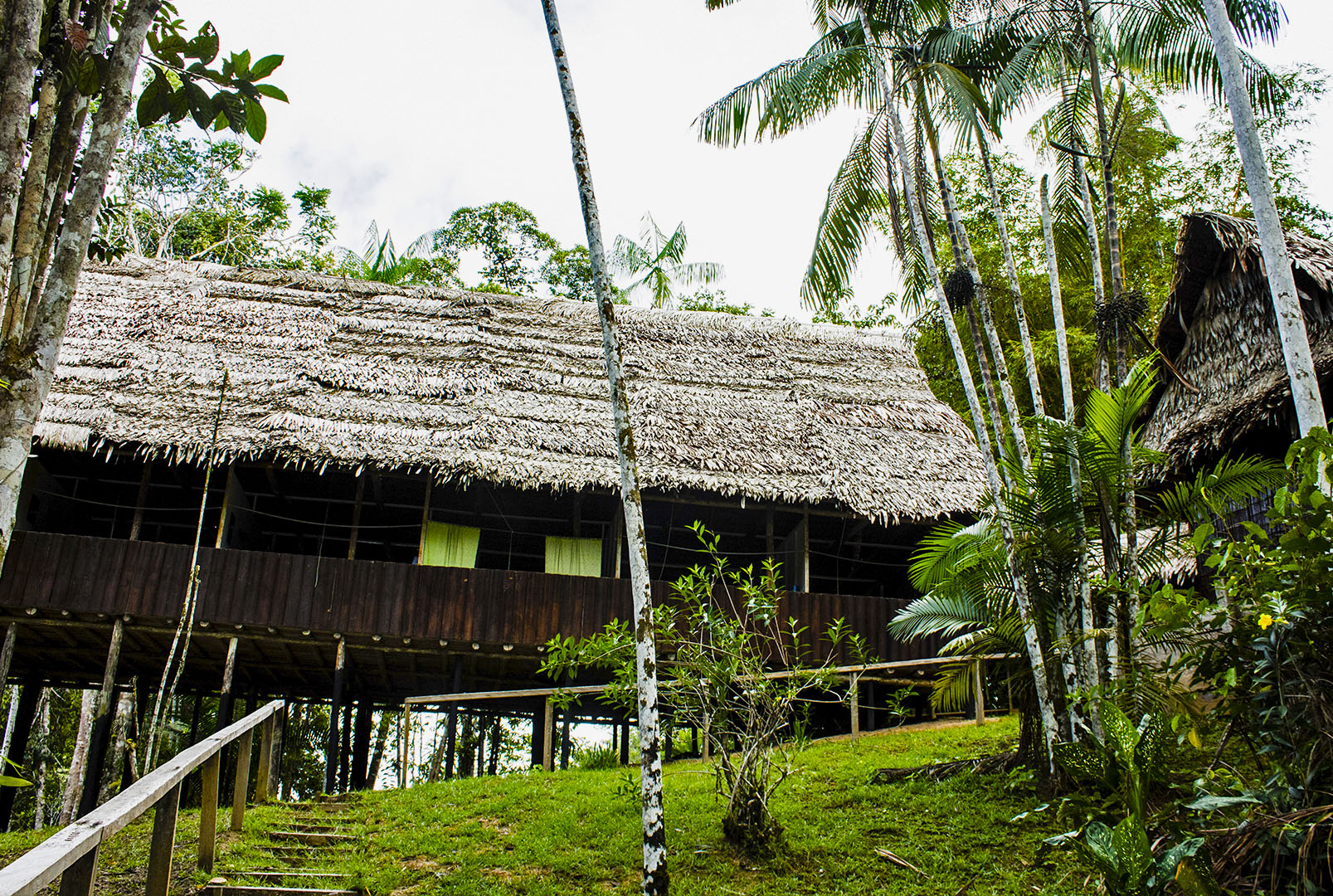 ExploNapo Lodge